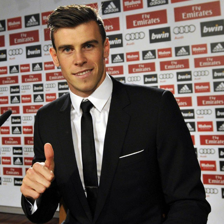 e265492a1 Bale confident he can handle the weight of expectations at Real Madrid