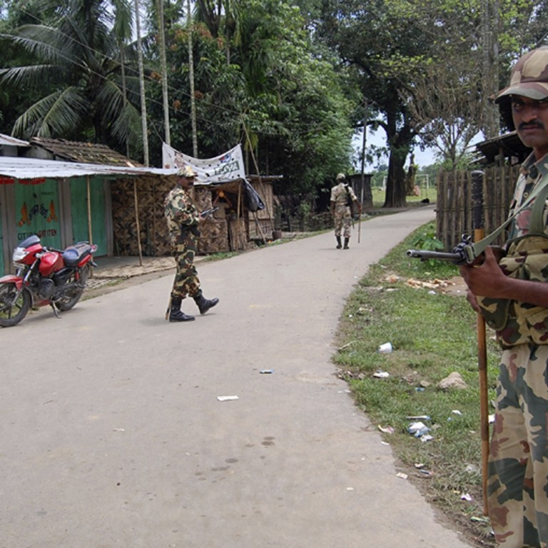 Seven villagers in India killed in suspected militant attack