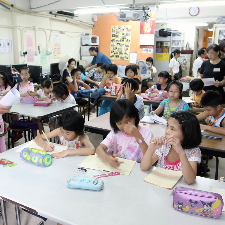 Almost half of Hong Kong parents 'do not have a second baby