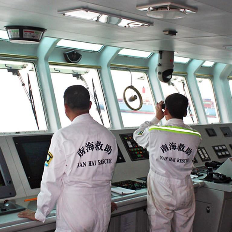 Eleven crewmen missing after cargo vessel sinks in collision