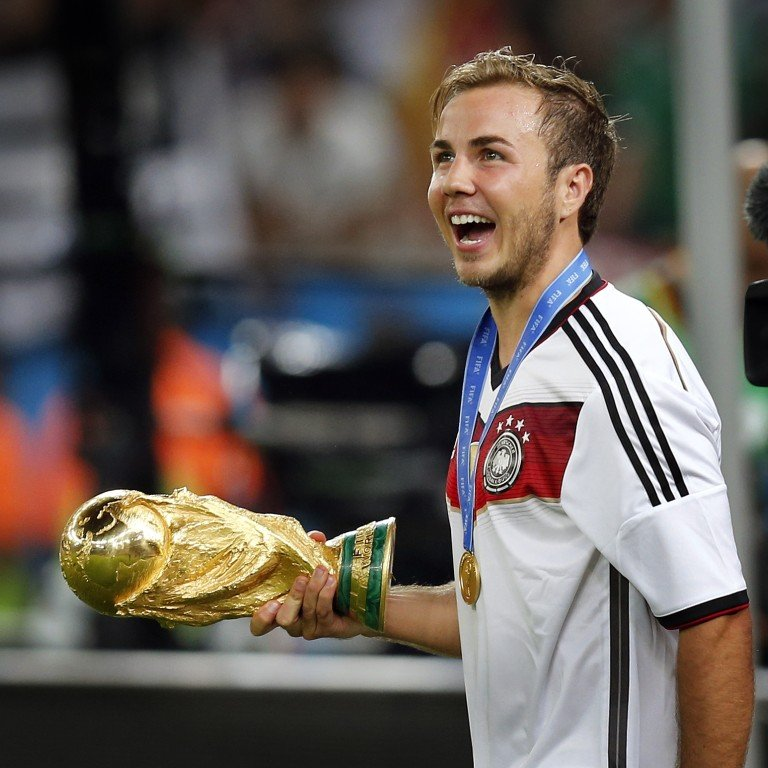 World Cup Final: How baby-faced assassin Mario Goetze rose to the top
