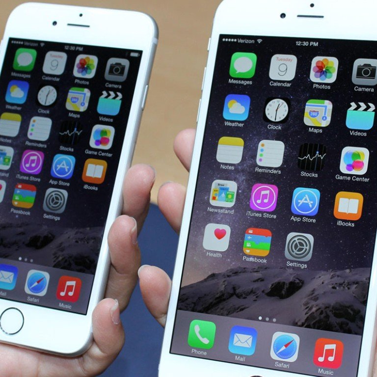 iPhone 6 is ringing all the right notes for smugglers | South China Morning  Post