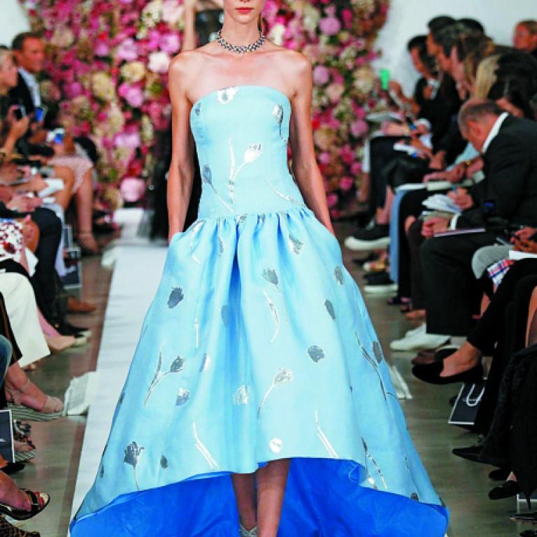 8a4f423d421 Interview  Oscar de la Renta s passion for fashion