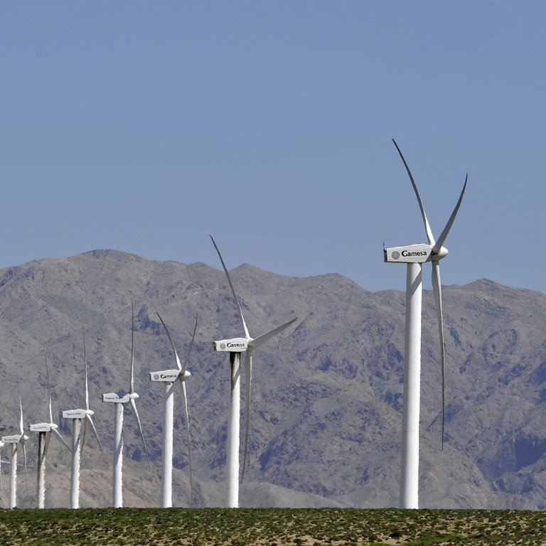 Foreign wind power firms struggle to succeed in China