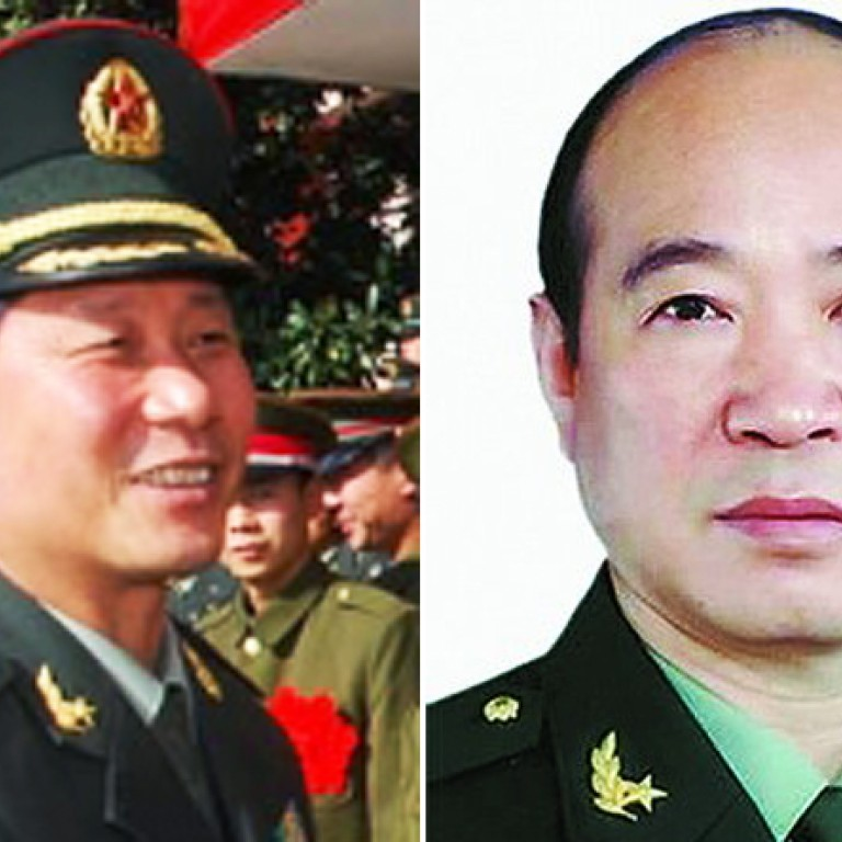 Political Commissars Promoted To Serve In Xinjiang In PLA