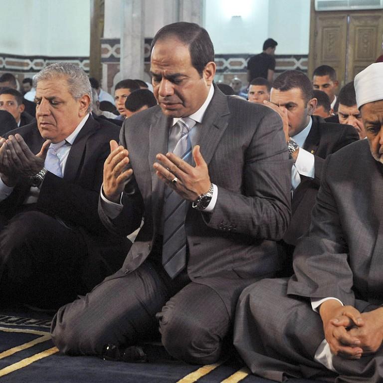 egypt s leader abdel fattah el sisi