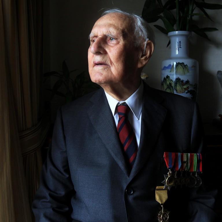 9f3b089f9bb2 60 years a Hongkonger: Dan Waters on the second world war, karate ...