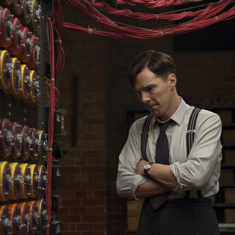Benedict Cumberbatch on Alan Turing's legacy and the challenge it ...
