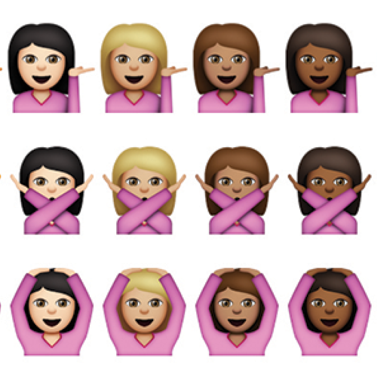 Chinese emoji? New iPhone software update to feature more diverse