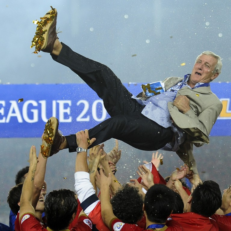 Return of the king  World Cup-winner Marcello Lippi set for historic deal  with former club Guangzhou Evergrande  0f9474aaca