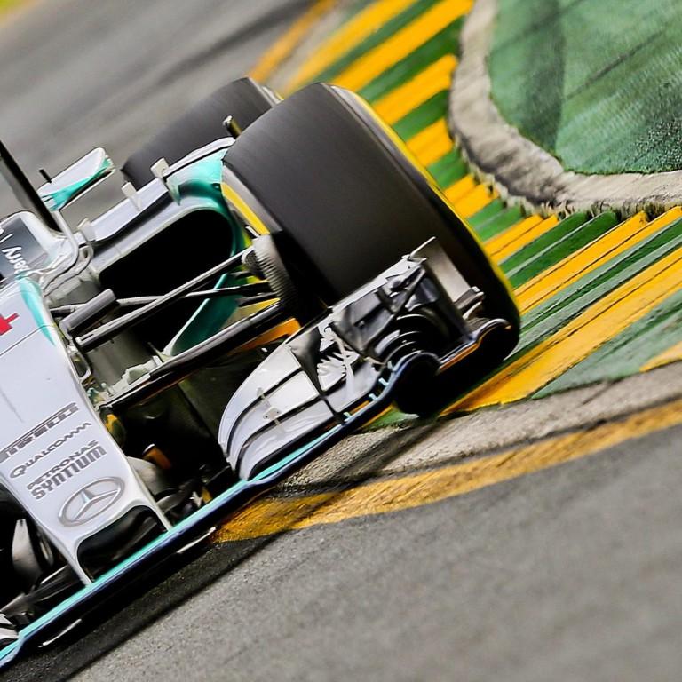 Dominant Lewis Hamilton storms to Australian Grand Prix pole