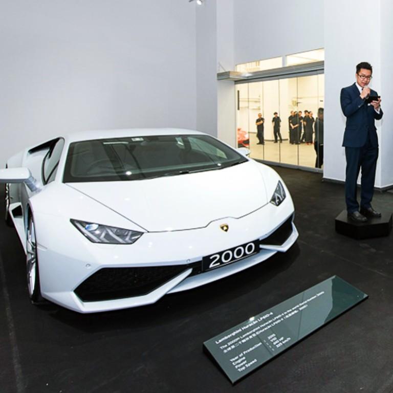 Lamborghini S 2 000th Huracan Goes To Hong Kong Buyer Price Hk