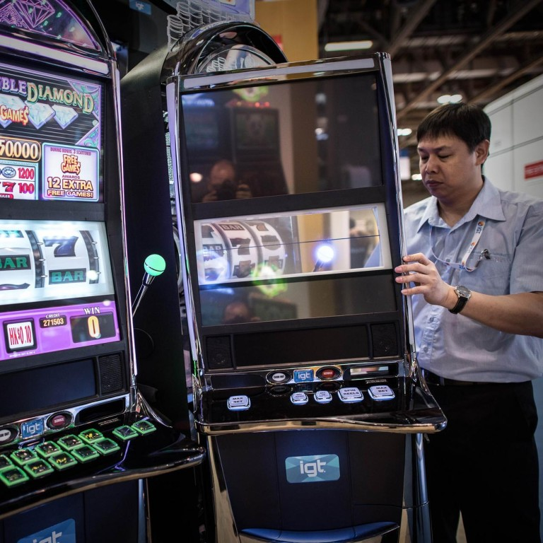 The Slot Machine That Makes You Cry