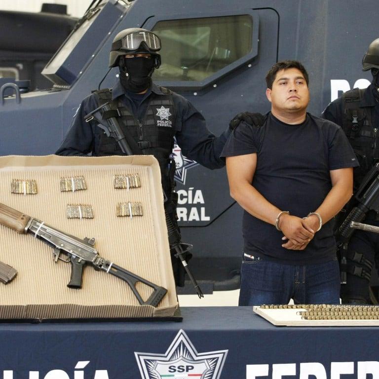 Mexico's violent drug cartel Jalisco New Generation