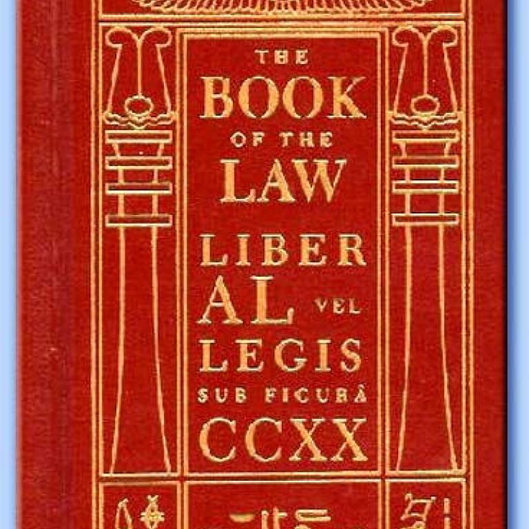 Three takes on laws, by Akira Kurosawa, The Prodigy, and Aleister