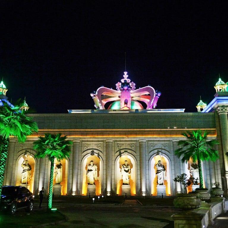 Китай зона казино игровые автоматы бывшие в употреблении в казахстане