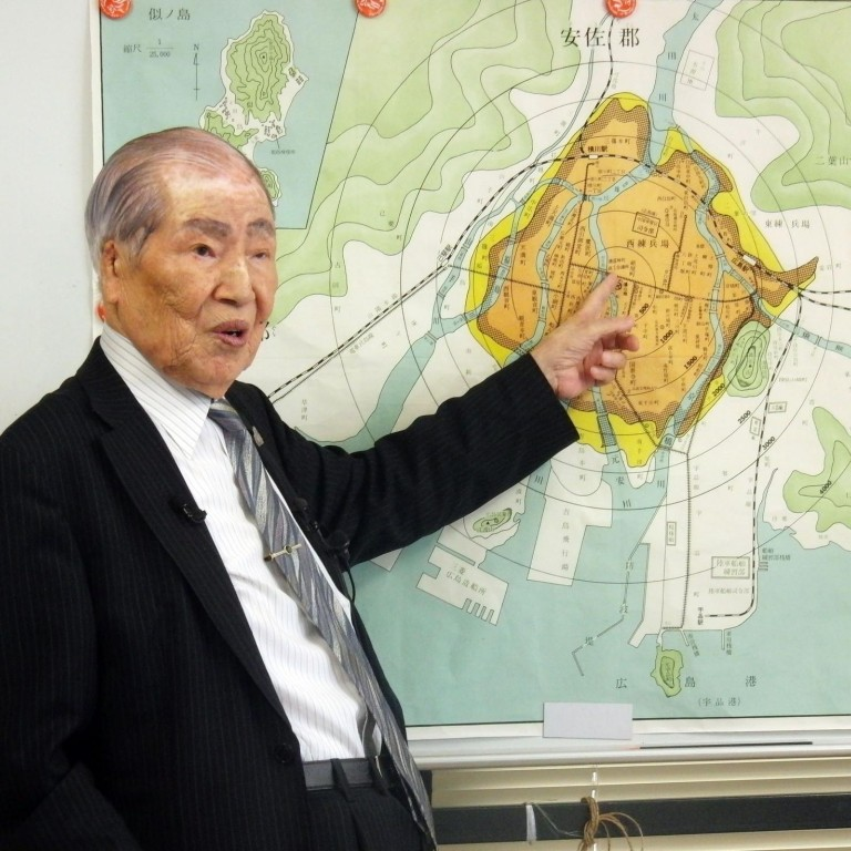 Living Hell On Earth Atomic Bomb Survivors Feels Duty To Warn Of Nuclear War Horrors South China Morning Post
