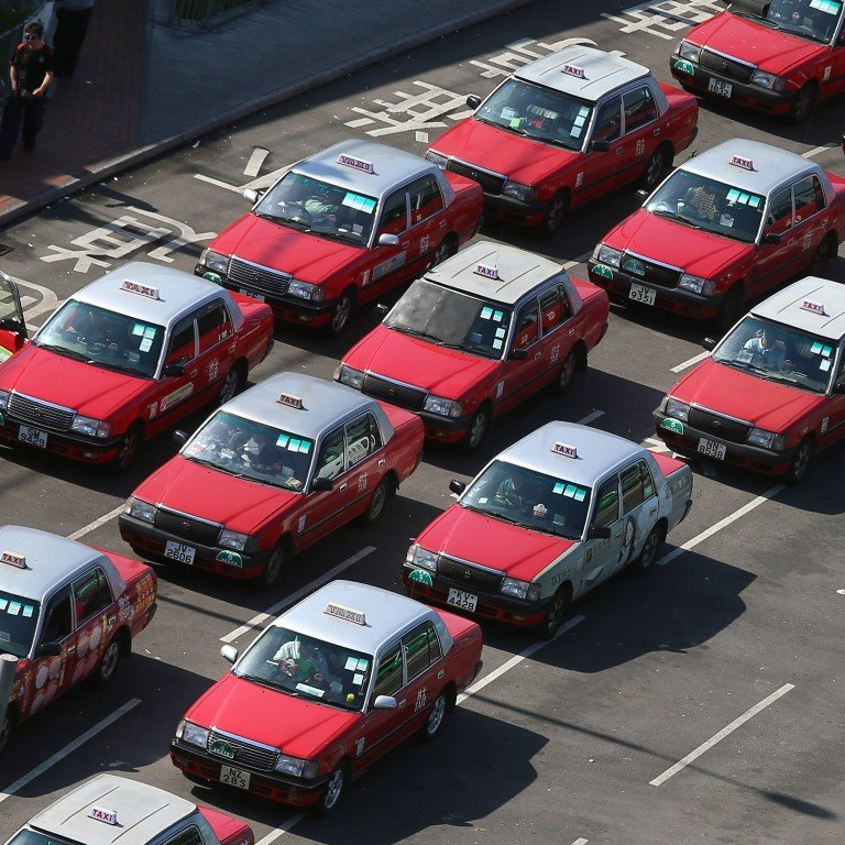 Uber can drive a taxi revolution in Hong Kong   South China Morning Post