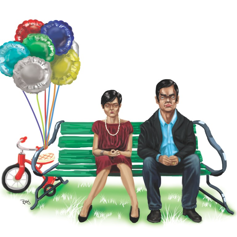 How having children robs parents of their happiness   South China
