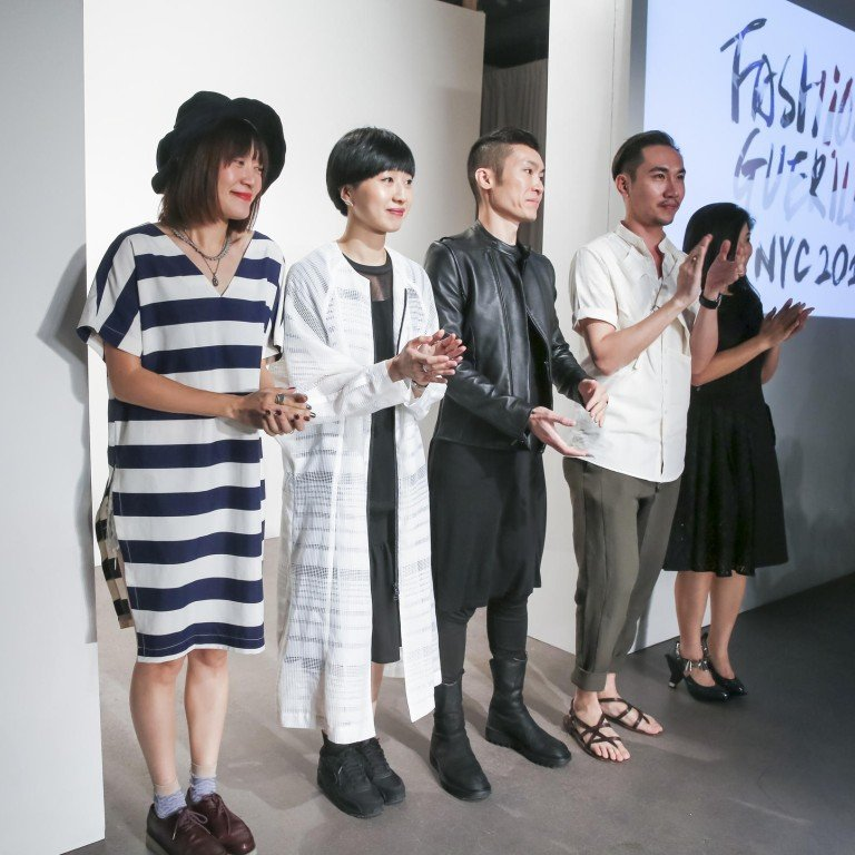 Hong Kong Fashion Designers Hopes High After New York Exposure South China Morning Post