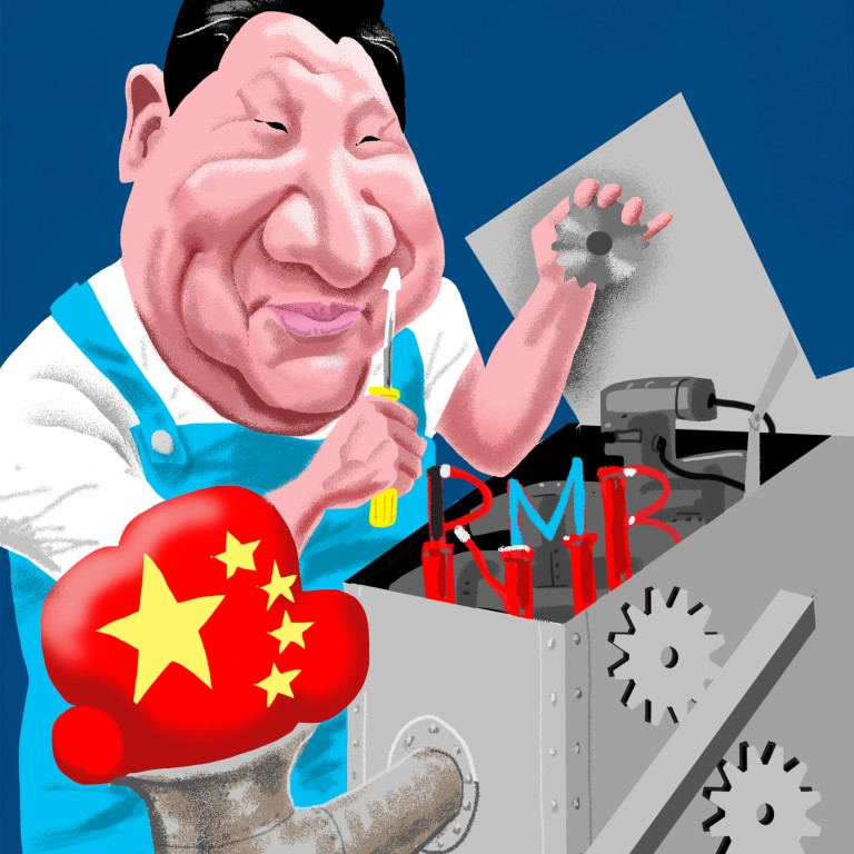 The New Normal China S Holistic Development Of Its Economy Moves