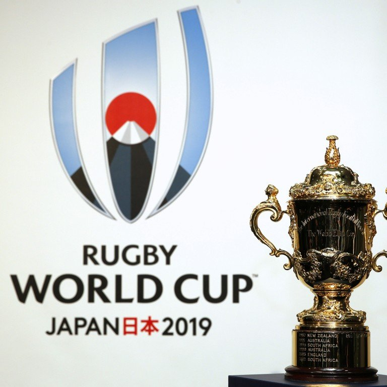 Don T Worry Japan Rugby World Cup Logo Is Definitely Original Insist Organisers After Olympics Fiasco South China Morning Post