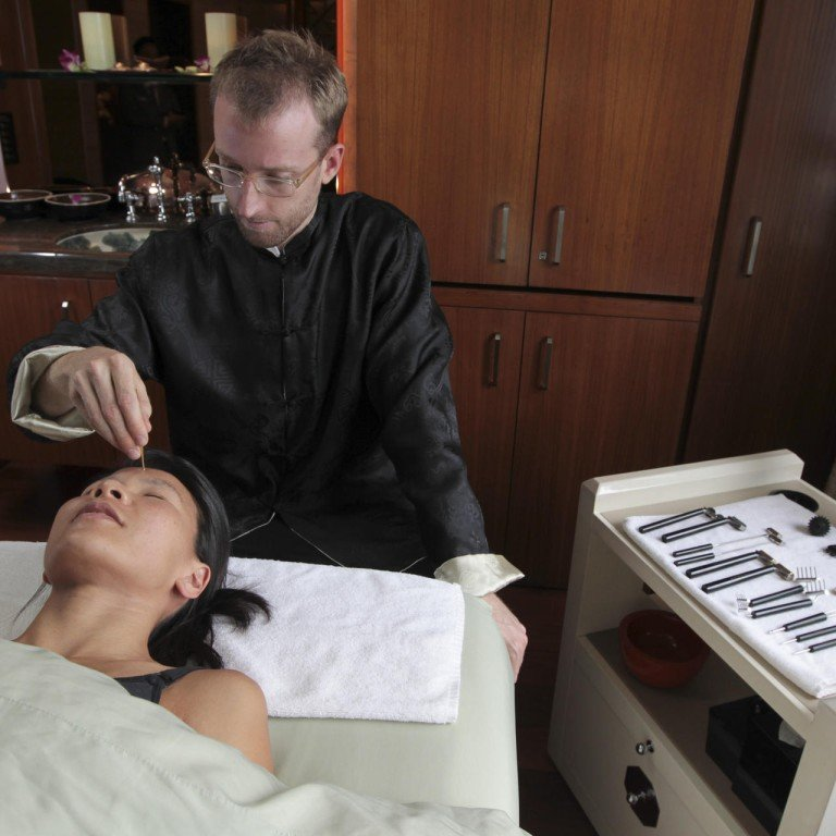 It's all over your face: Dien Chan reflexology comes to town