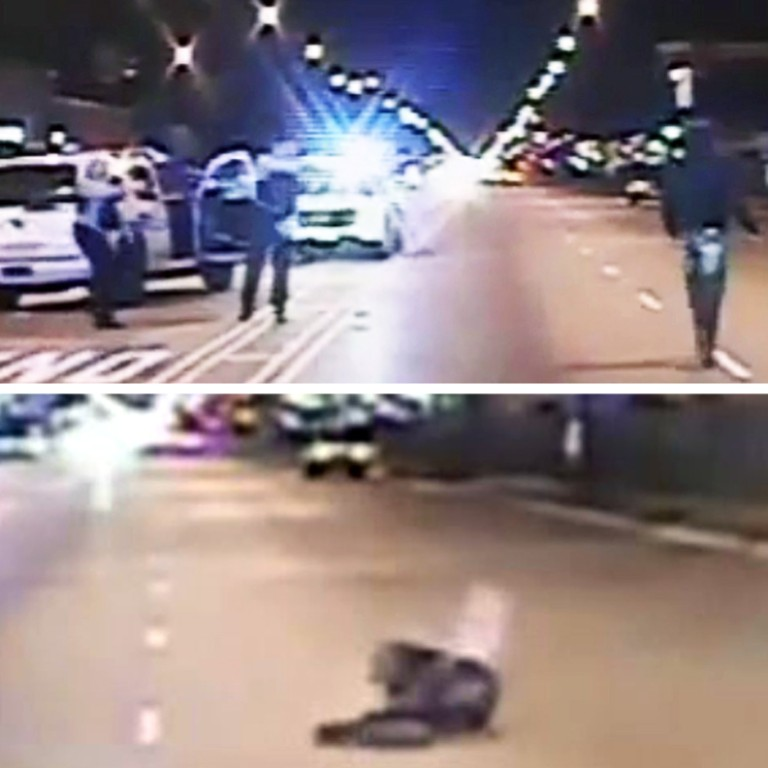 f58073f075bcac Chicago police officer charged with murdering black teen