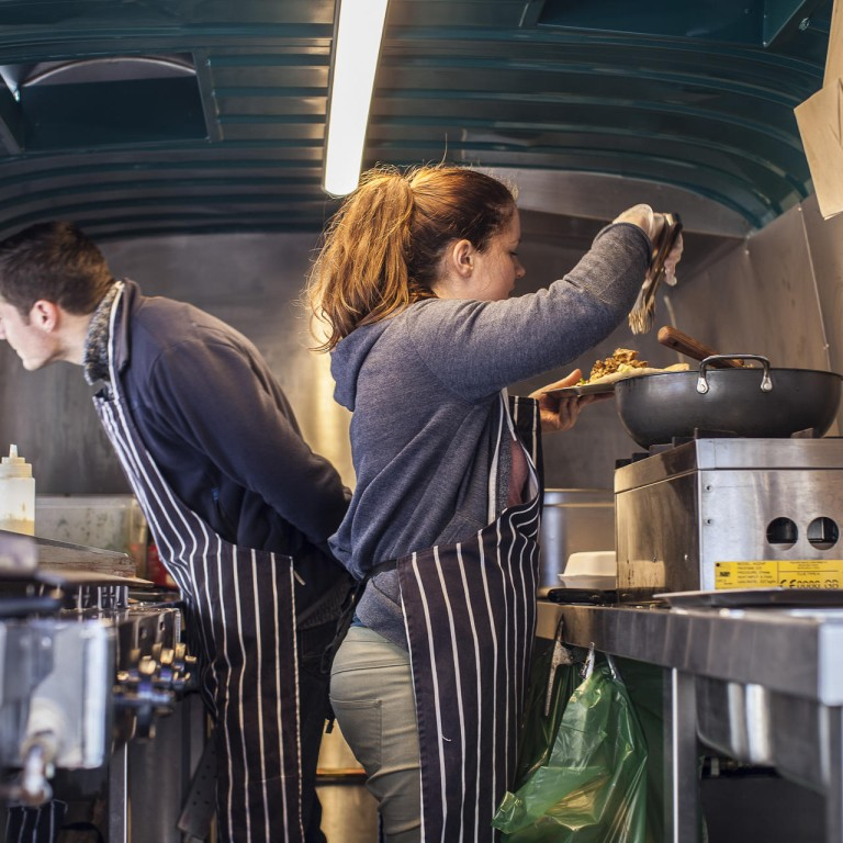 London's diverse food-truck scene a lesson to Hong Kong   South