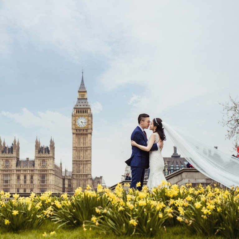 The Downton Abbey effect on Chinese pre-wedding photo shoots