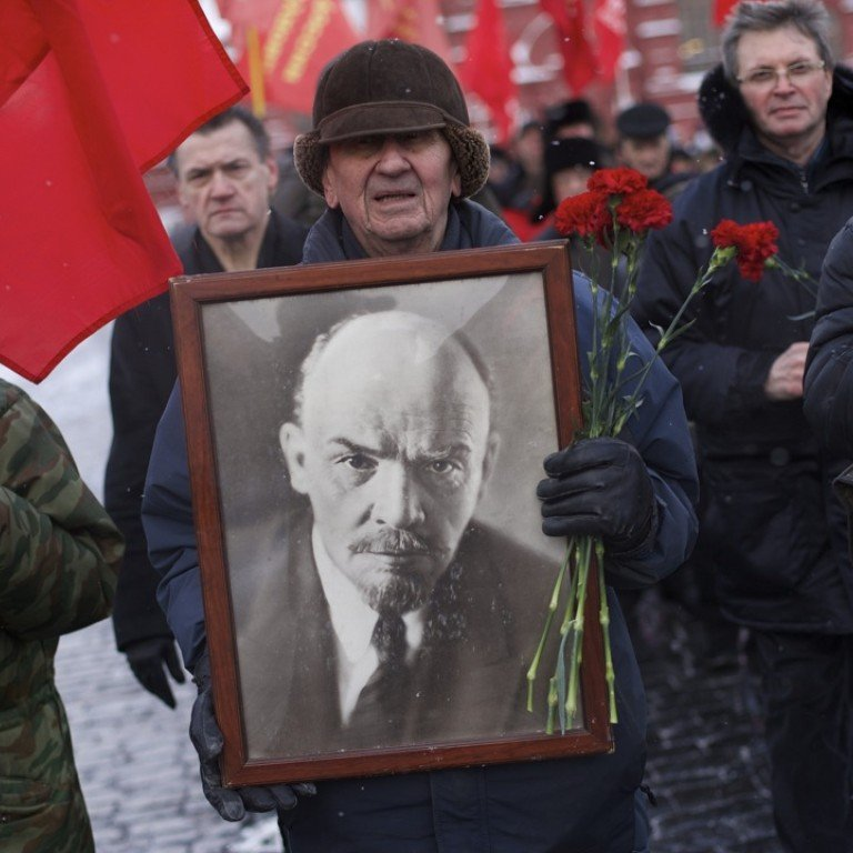 Putin Denounces Lenin For Putting Territorial Time Bomb Under Soviet State South China Morning Post