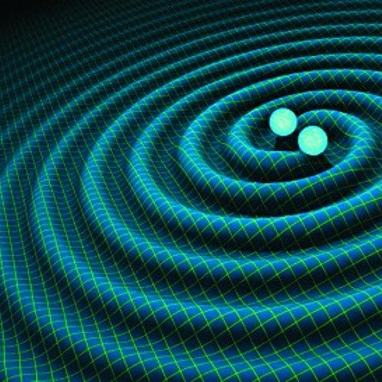 Three gravitational wave projects unveiled in China, ranging