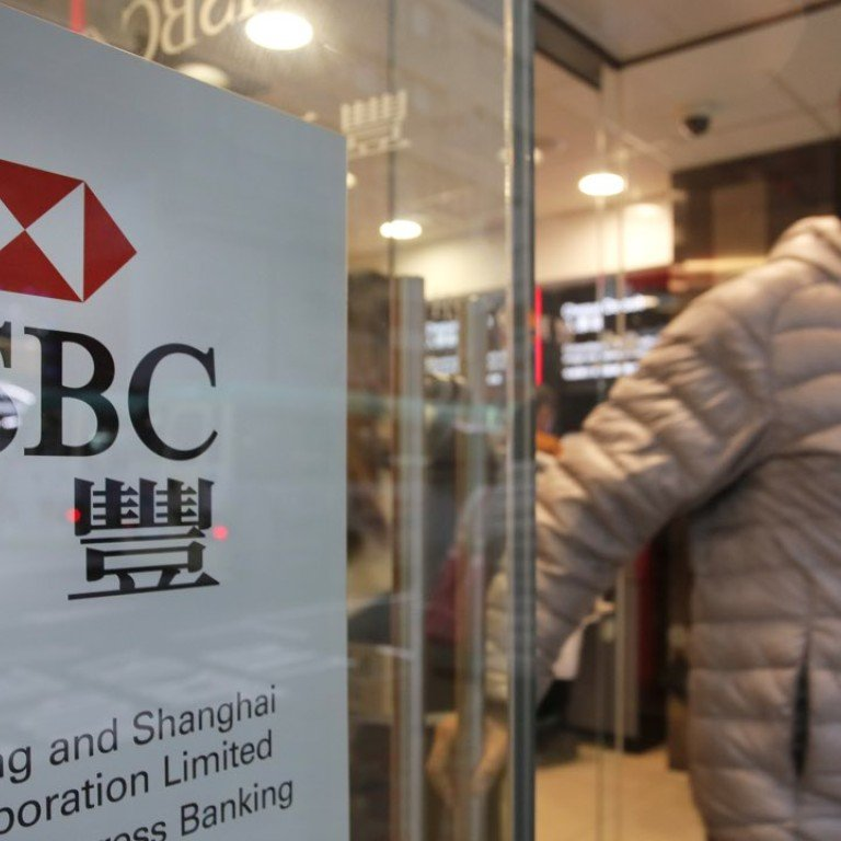 Corrected: HSBC rewards its top 15 managers with HK$186 million in