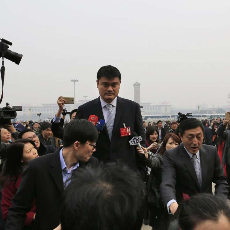 Yao Ming S Former Nba Team Rockets To Play Pelicans In China
