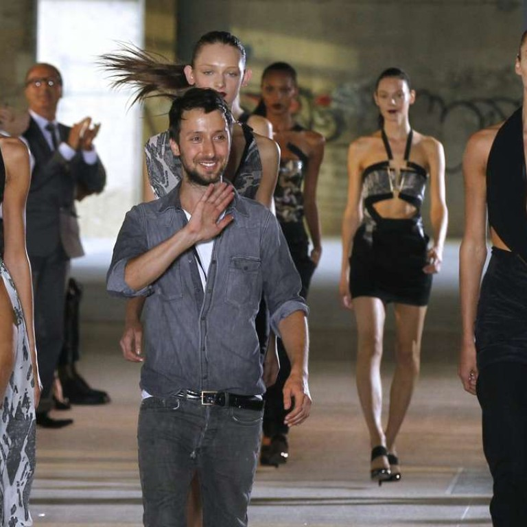 Yves Saint Laurent Names Anthony Vaccarello Creative Director In Place Of Hedi Slimane South China Morning Post