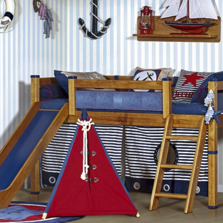 Bunk Beds Can Provide More Than Just Extra Sleeping Space For The
