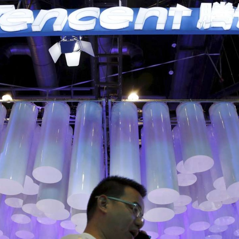 Tencent said to be weighing stake purchase in 'Clash of