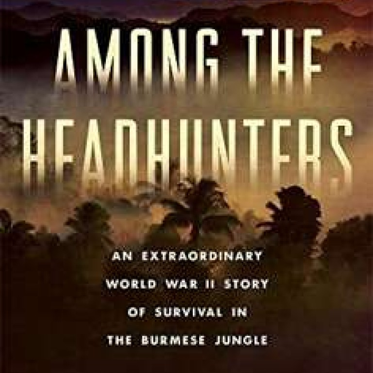 Book review: Among the Headhunters - amazing true story of