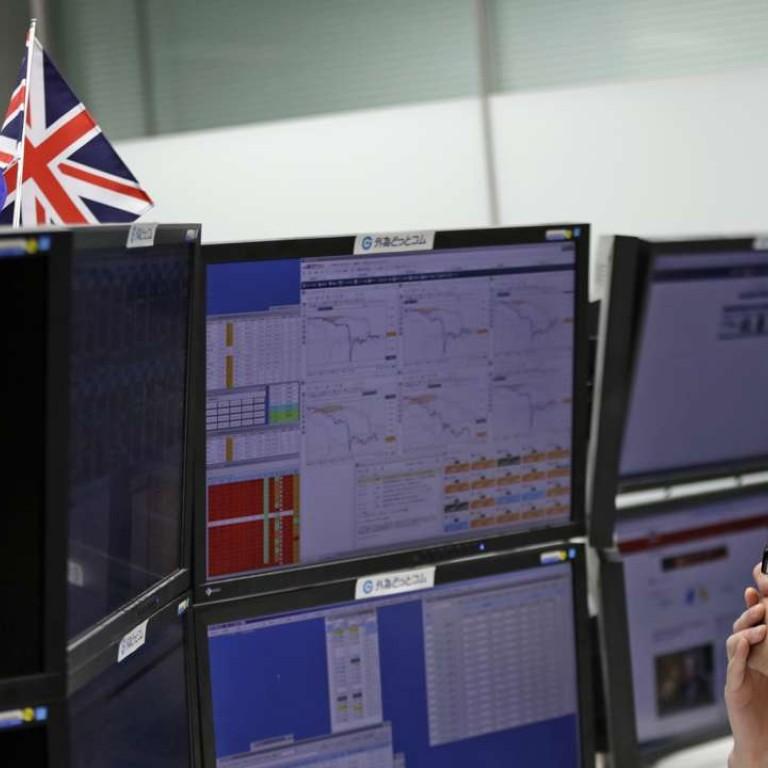 Referendum result thumps UK-linked stocks, as pound crashes to 31
