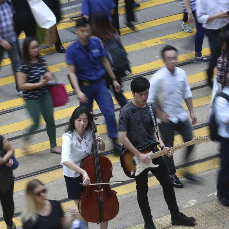 Why music graduates craving a career in Hong Kong feel they must go