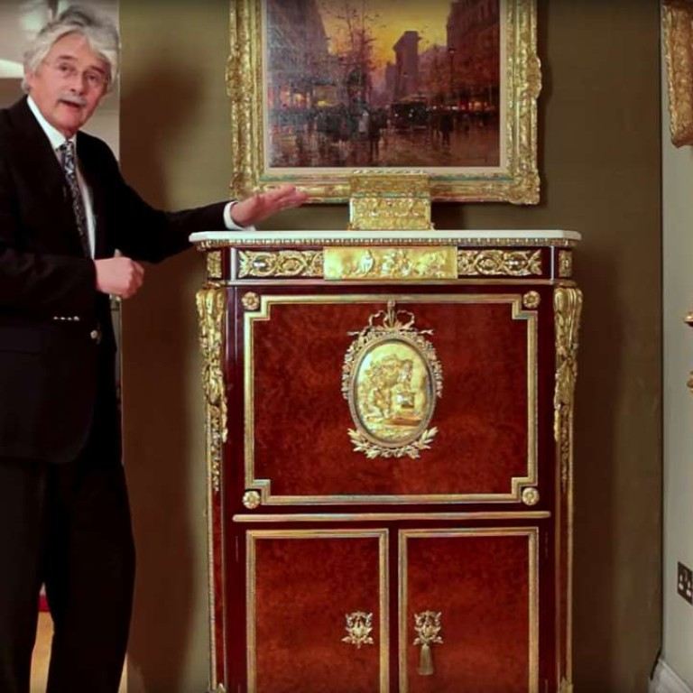 Advice For Chinese Antique Buyers From Man Who Wrote The Bible