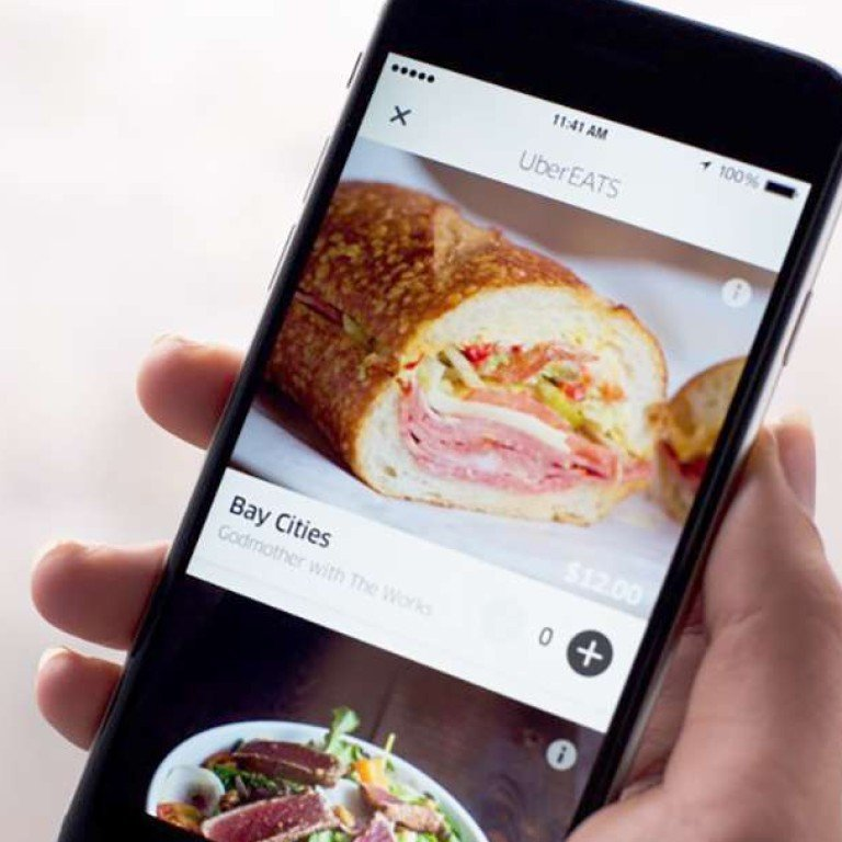 UberEats hungry for Hong Kong customers as it launches food