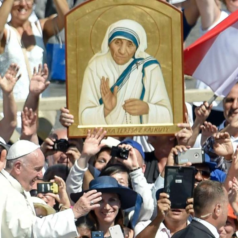 Hell's angel? Saint Teresa of Calcutta just a holy woman doing God's