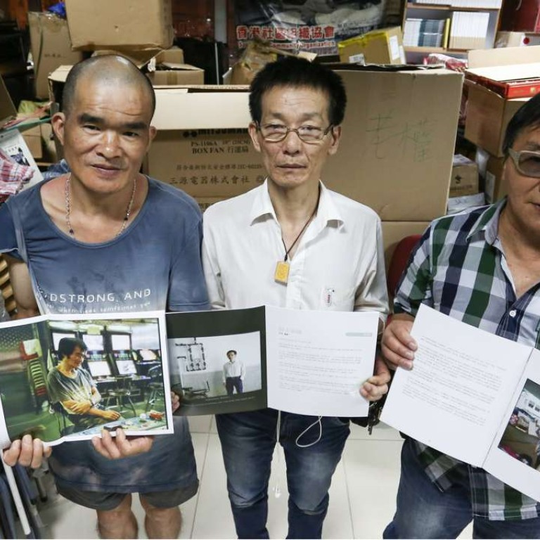 From 'top of the world to being penniless'     ex-Hong Kong
