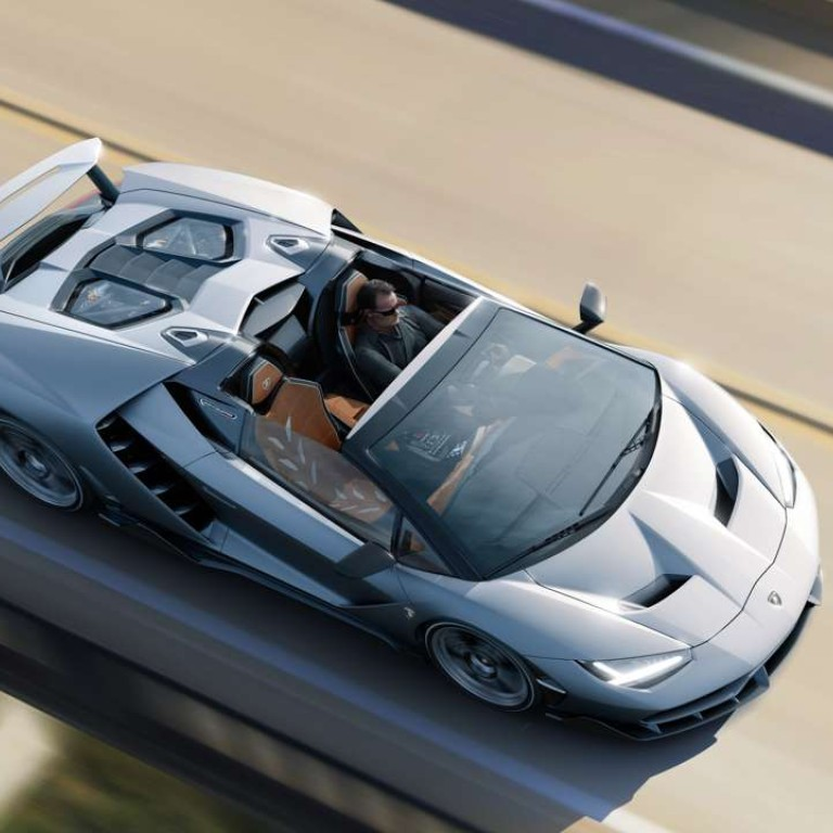 Lamborghini S Limited Edition Centenario Woos Car Fans With Deep