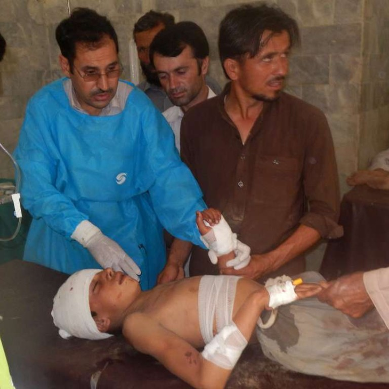 Bombing in Pakistan mosque kills 24, wounds 28 | South China Morning