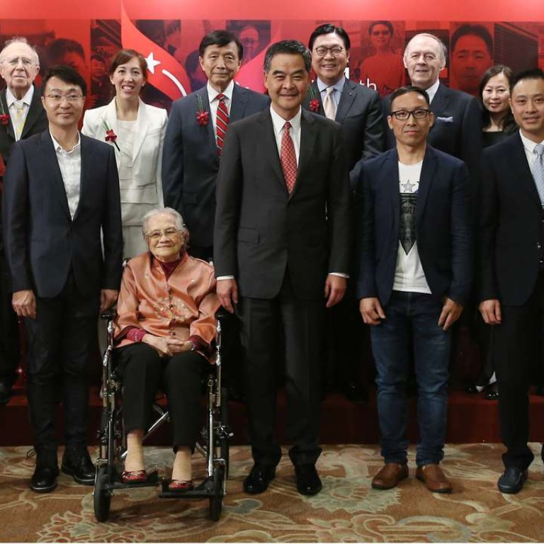 Magnificent Seven: Hong Kong's Unsung Heroes Are An