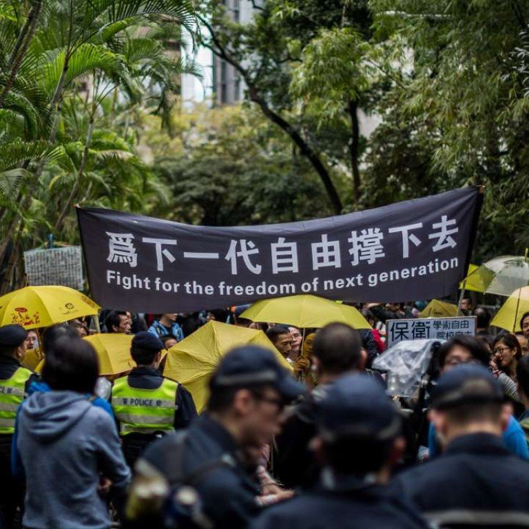 Many Hong Kong Students Pessimistic About Future Even