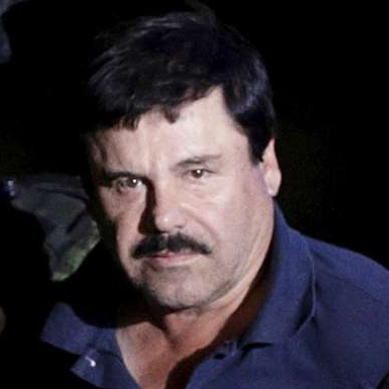 Narcos in Mexico: new cartel challenges drug lord El Chapo's