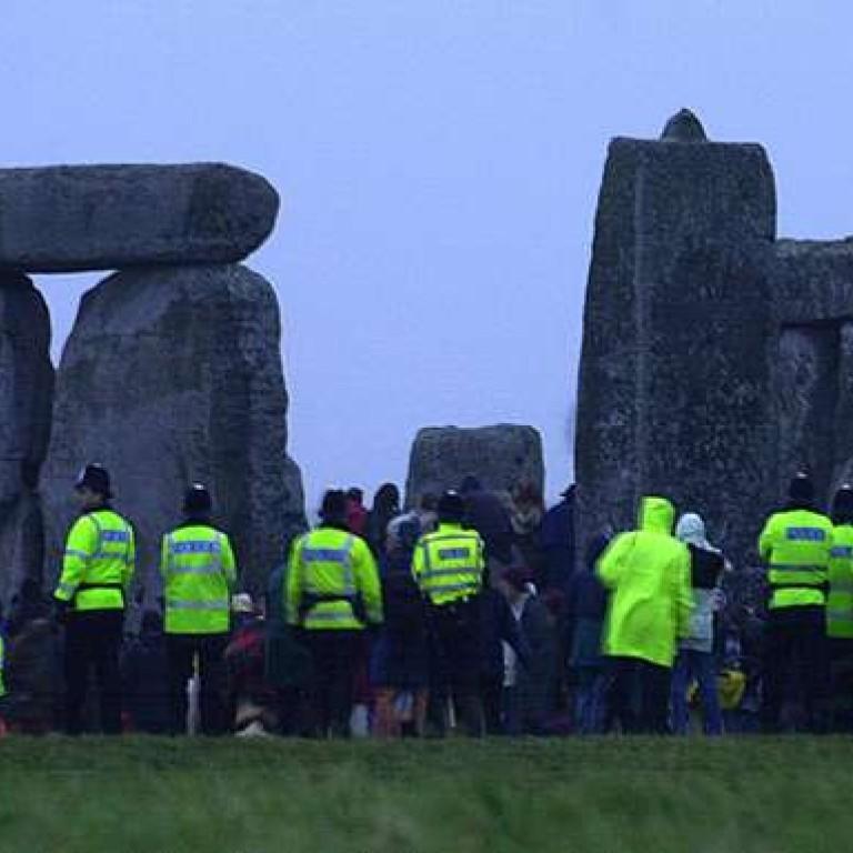 Stonehenge: the good, bad and ugly sides | South China